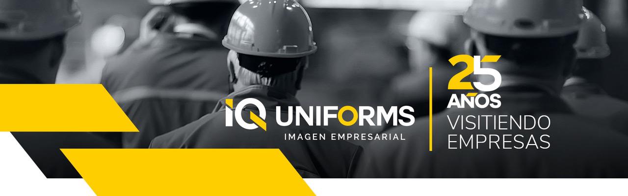 25 años IQ Uniforms